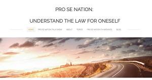 Pro Se Nation logo - small